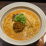 Vegetarian Red Miso Ramen