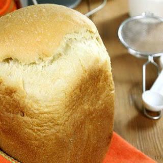 Best Bread Machine White Bread.