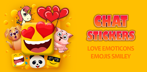 Chat Stickers Love Emoticons, Emojis, Smiley 2019 - Apps on