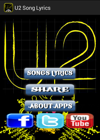 Every U2 Song 2015