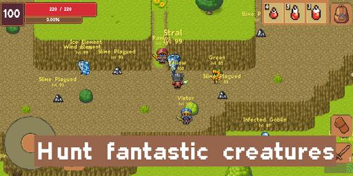 Sword of Legacy MMORPG 2D 0.2.0 screenshots 5