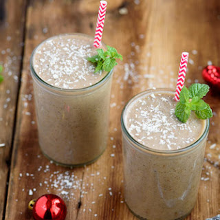 Peppermint Dream Smoothie.