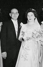 Photo: Leonard Lesnitzer and Mildred Tulman Lesnitzer