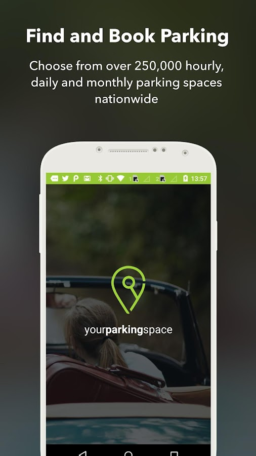 Your Parking Space- screenshot
