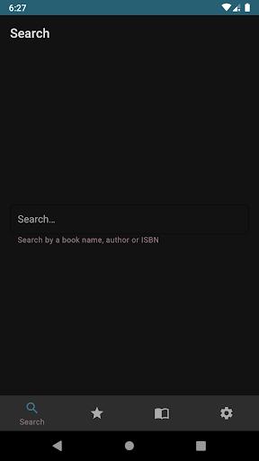Libgen Aurora - Library Genesis screenshot 1