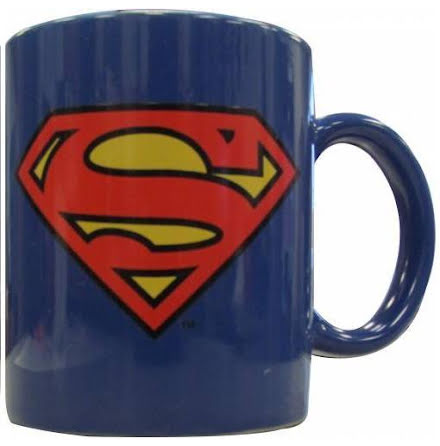 Superman - Logo - Mugg