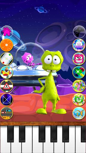 Talking Alan Alien screenshot 7