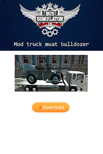 Mod Truck Scania Bussid - náhled