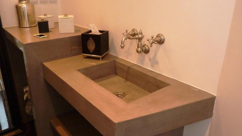 Agencement salle de bain sur-mesure