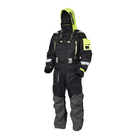 W4 Flotation Suit Jetset Lime