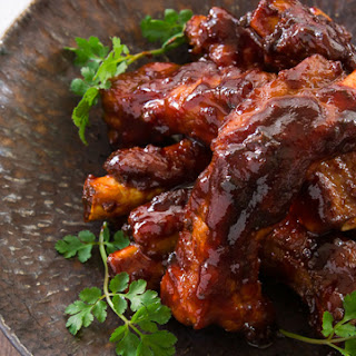 Honey Glazed Baby Back Ribs