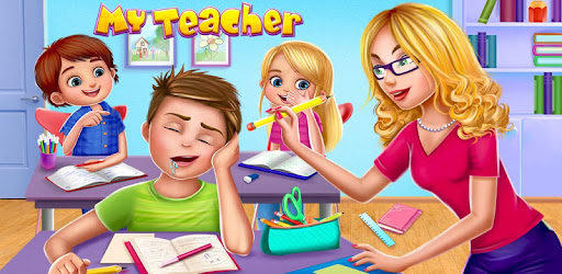 My Teacher - Classroom Play for PC