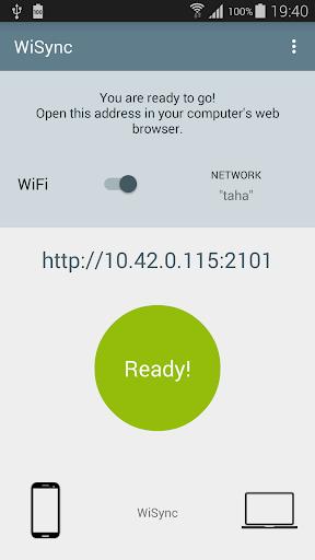 WiSync - wireless access