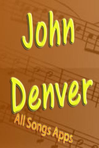 All Songs of John Denver