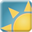 Weather forecast widget icon