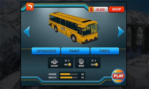 Bus Driver 3D: Hill Station 1.7 screenshots 5