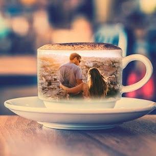 Coffee Cup Photo Frames Editor 1