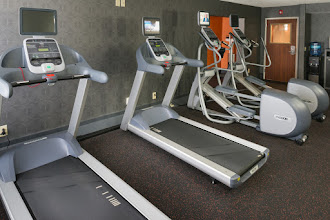 Photo: 24 Hour Fitness Room