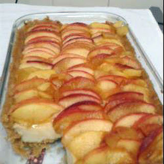 Apple Custard Tart Recipe