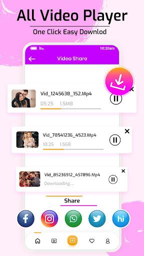 Free HD Video Downloader screenshot 4