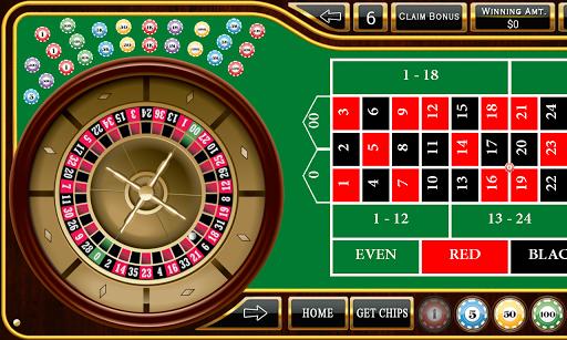 Roulette - Casino Style! 4.28 screenshots 6