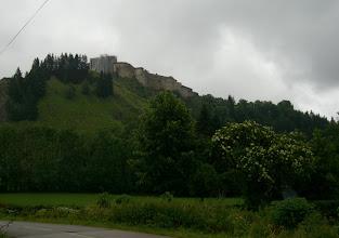 Photo: Le château de Joux