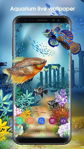 Download Aquarium Fish Live Wallpaper 2018 On Pc Mac With Appkiwi