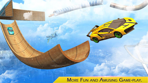 Mega ramp Race screenshot 8