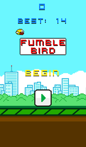 Fumble Bird