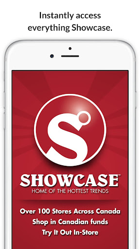 Showcase Stores app (apk) free download for Android/PC/Windows screenshot