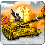 US Army Battle Tank Warrior Attack: Military Blitz