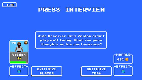 Retro Bowl Mod Apk (Unlimited Credits) 4