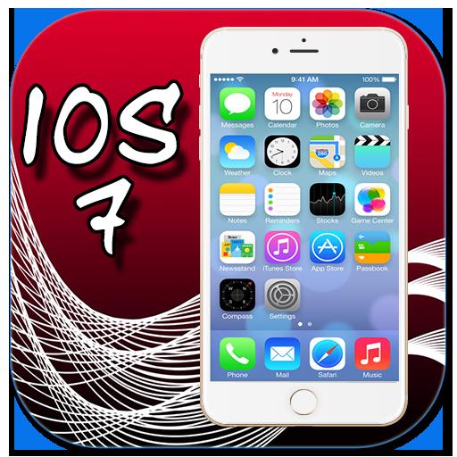 M Luncher for Iphone 7 Theme 個人化 App LOGO-硬是要APP