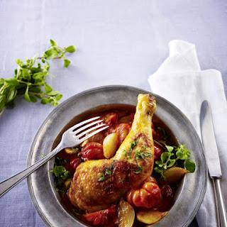 Chicken and Tomato Ragout.