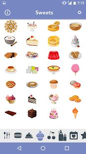 FoodMoji screenshot