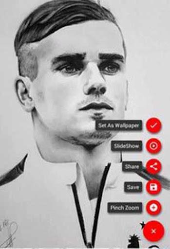 New Antoine Griezmann Wallpapers HD 2018 1.0 screenshots 6