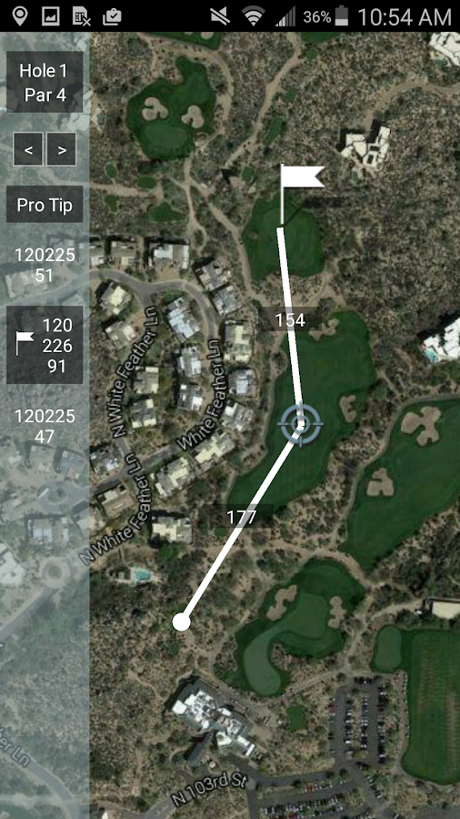 Troon North Golf Club- screenshot