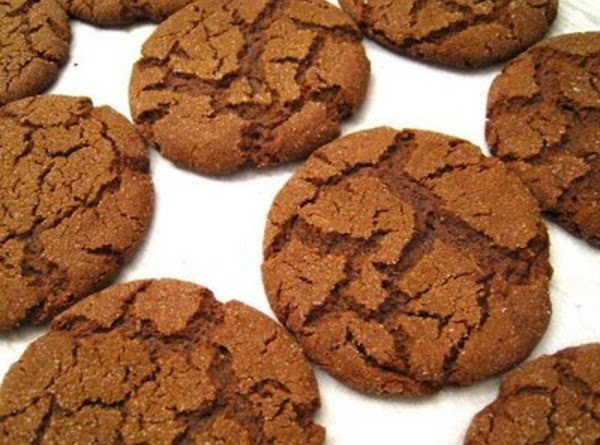 Ginger Molasses Cookie Recipe