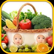 میوه و سبزیجات قاب عکس