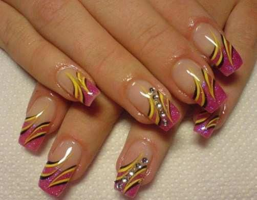 Wow nail art gallery android apps on google play wow nail art gallery screenshot prinsesfo Images