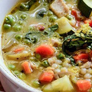 Vegetable Couscous Soup Recipes.