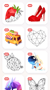 inPoly – Poly Art Puzzle 2