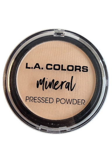 Compacto La Colors Mineral Light Ivory