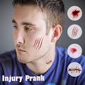 Fake Injury Photo Editor icon