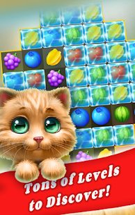 Download Cat Match Story: Fruit City For PC Windows and Mac apk screenshot 1