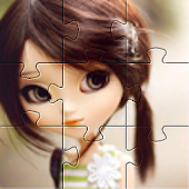Doll Girls Puzzle