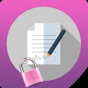Secure Notepad – Theme && Calendar Schedule