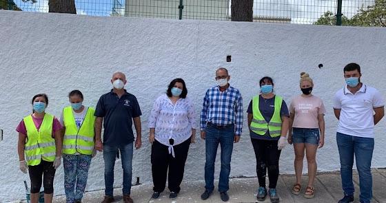 Gran impulso al empleo en el municipio de Felix generando 700 jornales
