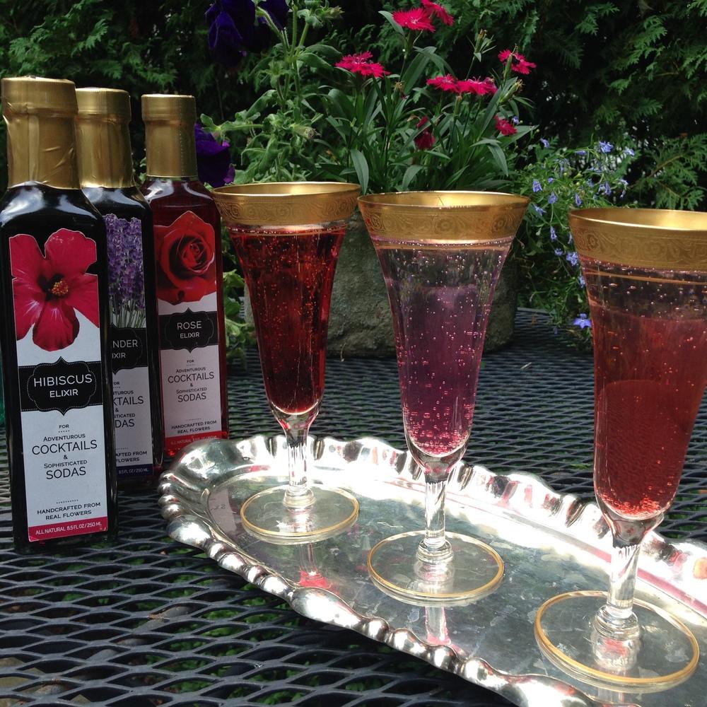 Floral Elixir Co. hibiscus elixir