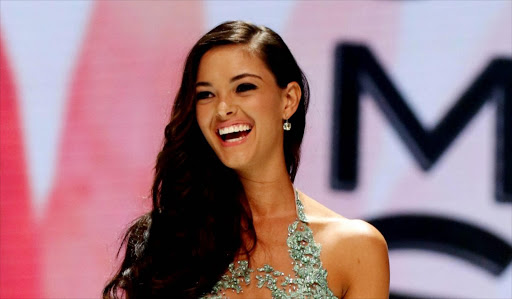 Demi-Leigh Nel-Peters, Miss SA 2017.